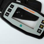 Frontfolie mit integrierten Touch und Kunststoffträger